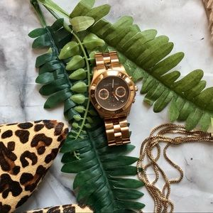 Marc by Marc Jacobs Rose Gold Watch (MM3308)